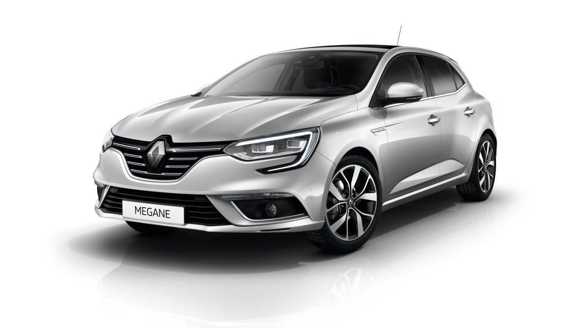 De nieuwe Renault Mégane