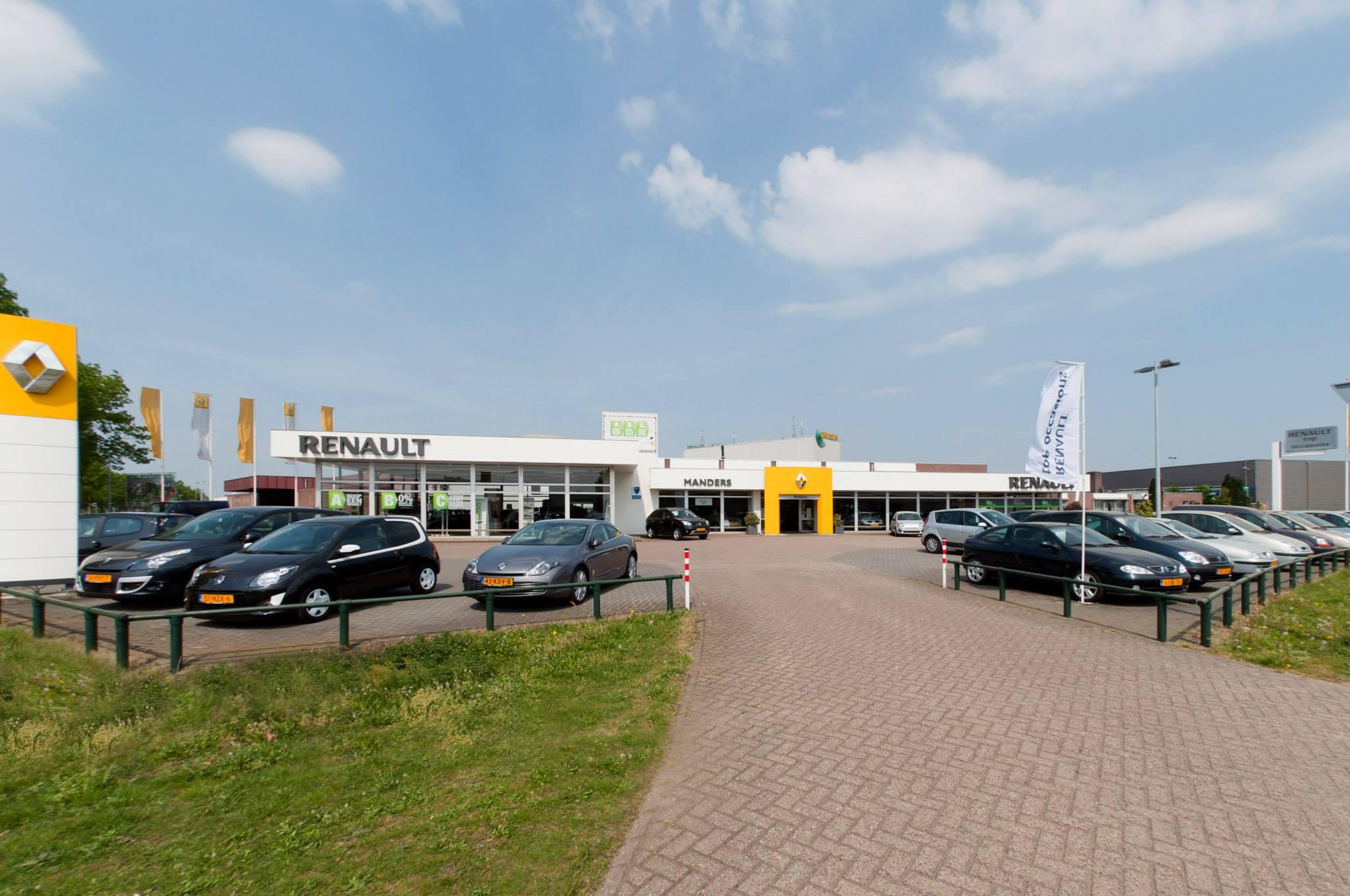 Autobedrijf Manders Deurne