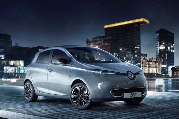 Renault Zoe als Iconic