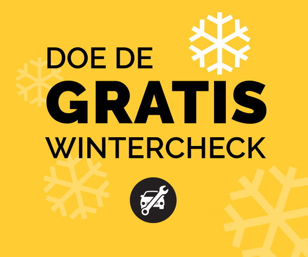 Doe de gratis wintercheck!