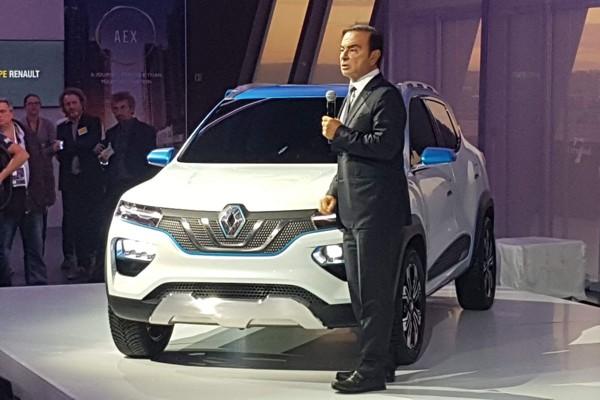 Renaults Raad van Bestuur reageert op 'Ghosn'
