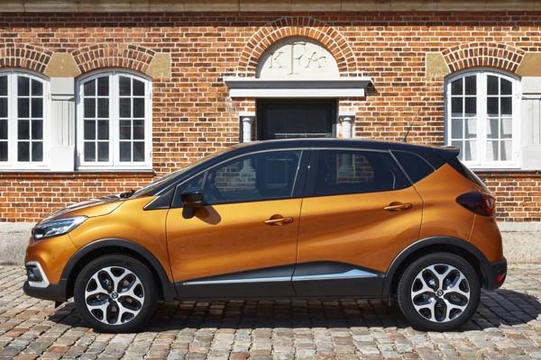 Renault prijst krachtigere Captur