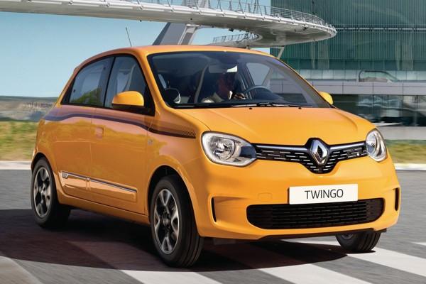 Renault Twingo gefacelift