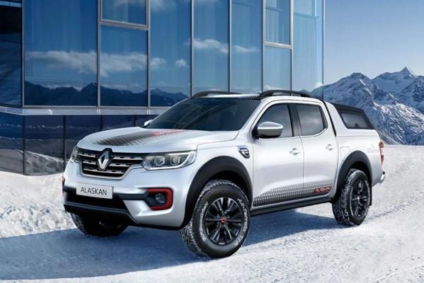 Renault presenteert Alaskan ICE