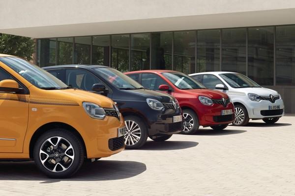 Prijslijst vernieuwde Renault Twingo bekend