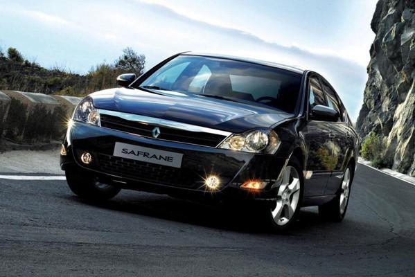 De Tweeling: Nissan Teana - Renault Safrane - Renault Samsung SM5/SM7