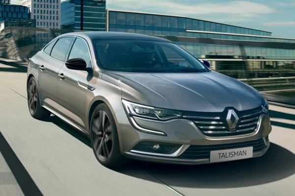 Renault Talisman als S-Edition