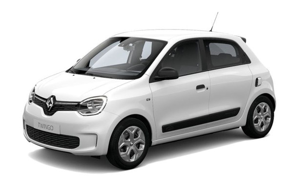 Back to basics: Renault Twingo