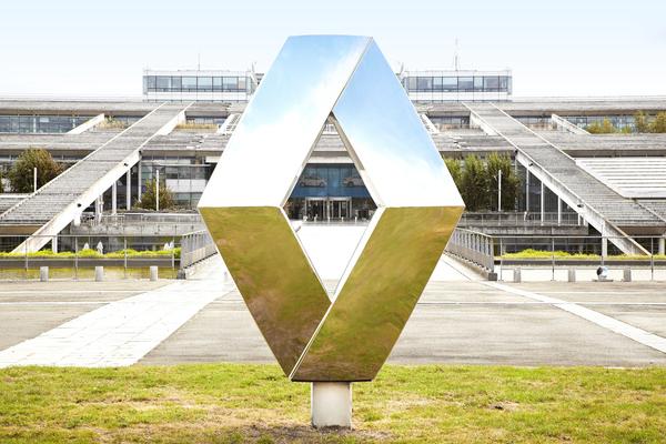 'Frans belang Renault afbouwen'