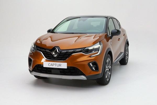 Renault Captur - Eerste kennismaking