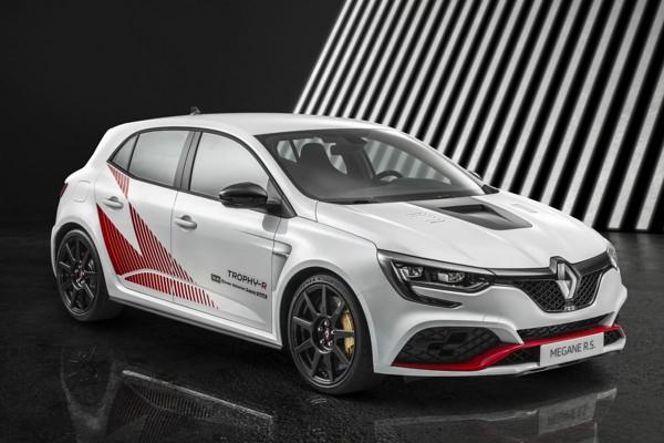 Renault presenteert Mégane R.S. Trophy-R
