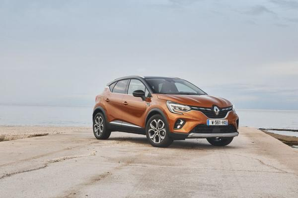Nieuwe Renault Captur: de prijzen