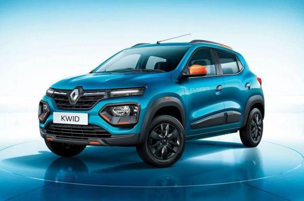 Renault Kwid onder het mes