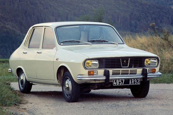 De Tweeling: Renault 12 - Dacia 1300
