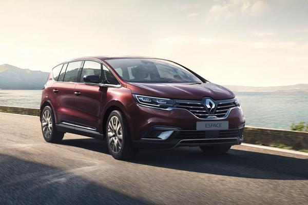 Renault presenteert vernieuwde Espace