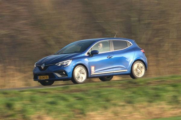 Renault Clio TCe 100 - Welkom Duurtest