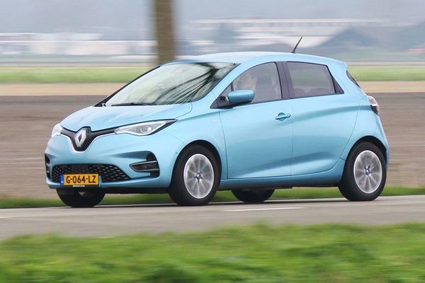 Renault Zoe - Achteruitkijkspiegel