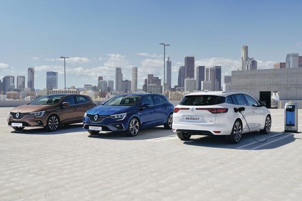 Renault hangt prijskaartje aan gefacelifte Mégane