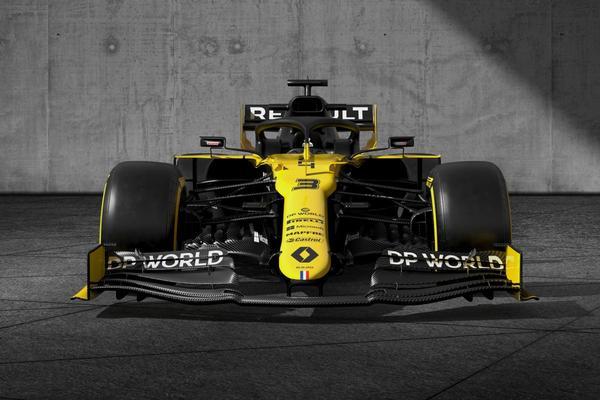 Formule 1-team Renault wordt Alpine