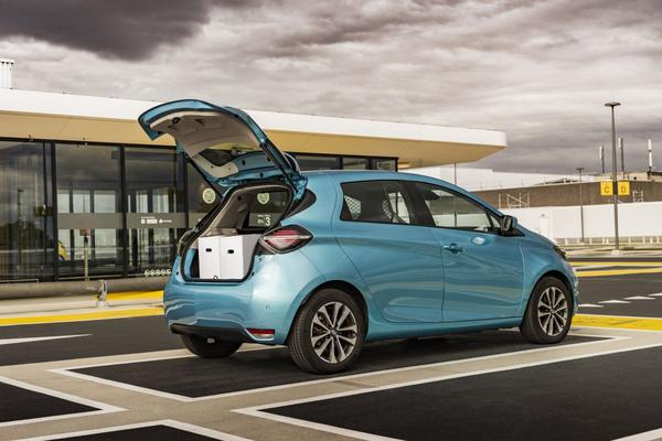 Nederlandse meerprijs Renault Zoe Cargo bekend