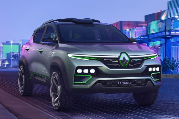 Renault Kiger is nieuwe compacte cross-over