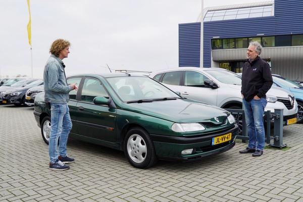 Barrelbrigade - Renault Laguna - Zo goed als nieuw