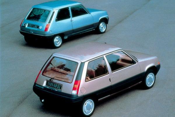 'Renault 4 en 5 komen terug als EV's'