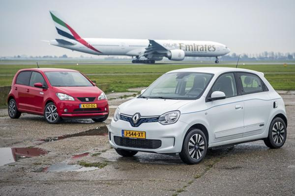 Renault Twingo Electric vs. Seat Mii Electric - Dubbeltest