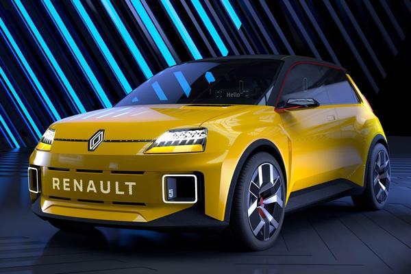 Renault 5 Prototype: R5 keert terug!