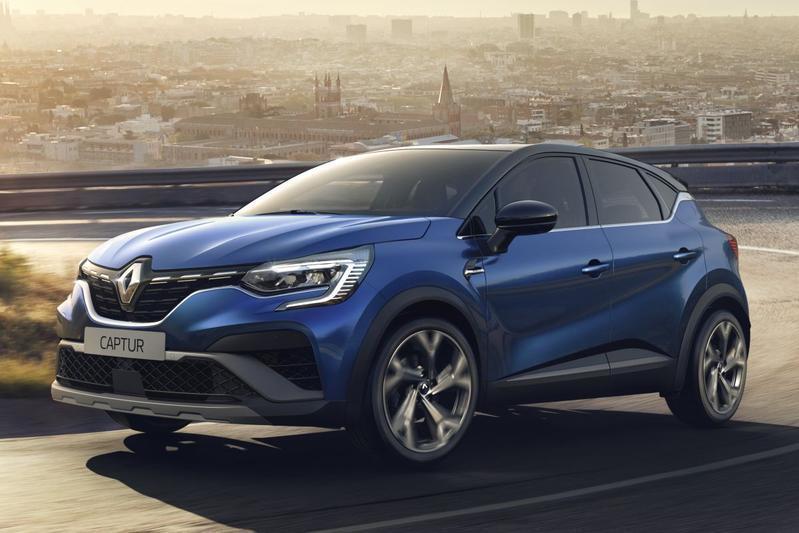 Renault Captur als sportieve R.S. Line