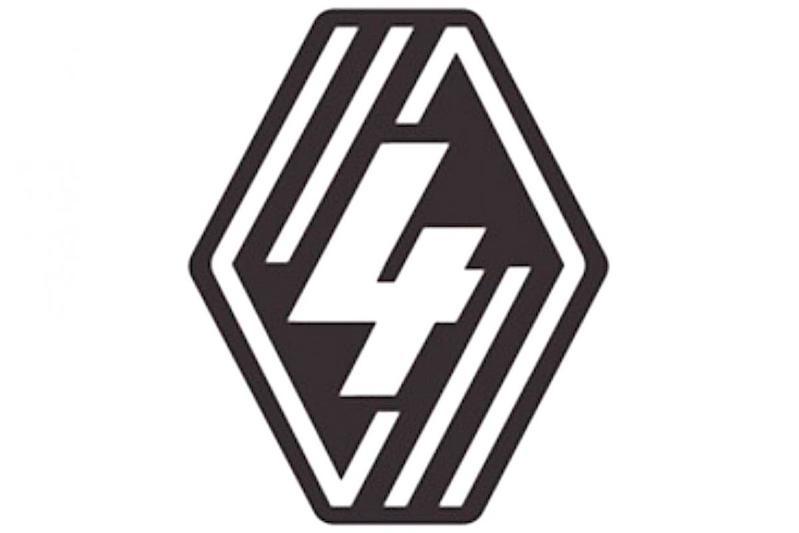 Renault 4-logo voedt geruchten over terugkomst