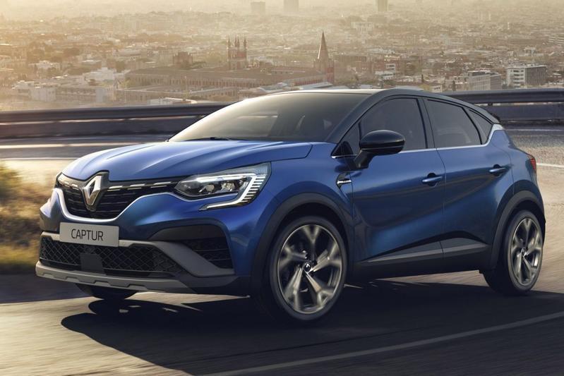 Prijs Renault Captur E-Tech Hybrid 140 én R.S. Line bekend