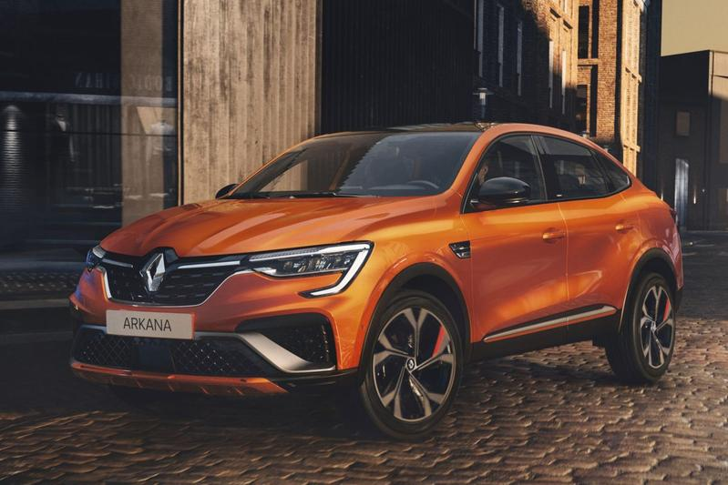 Prijzen Renault Arkana bekend