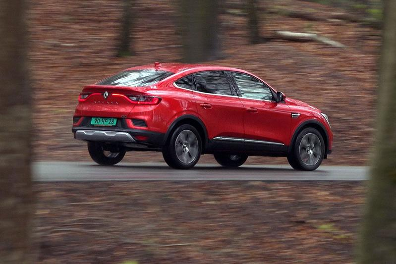 Test: Renault Arkana