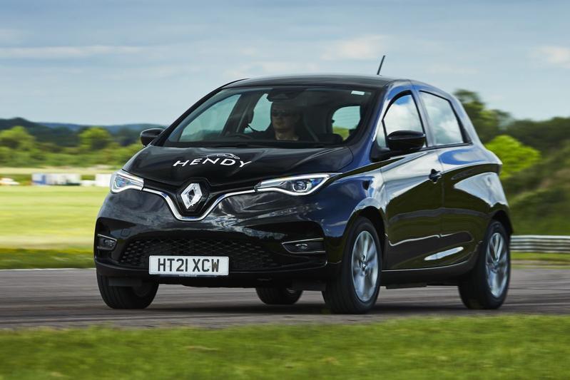 Renault Zoe legt ruim 765 km af met één acculading