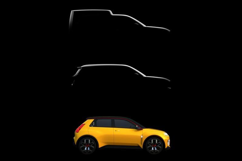 Renault bevestigt komst R5 en '4ever'