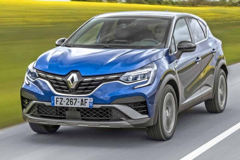 Renault Captur E-Tech Hybrid - Eerste rijtest