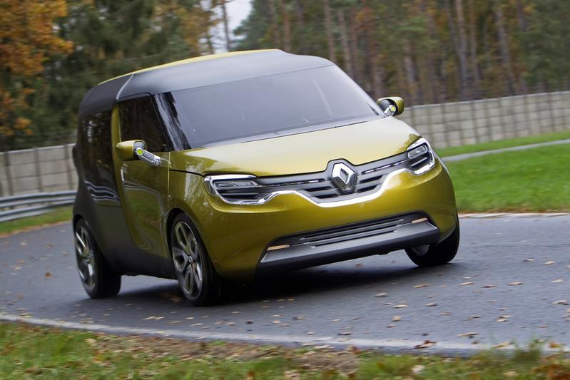 Renault Frendzy - Terugblik