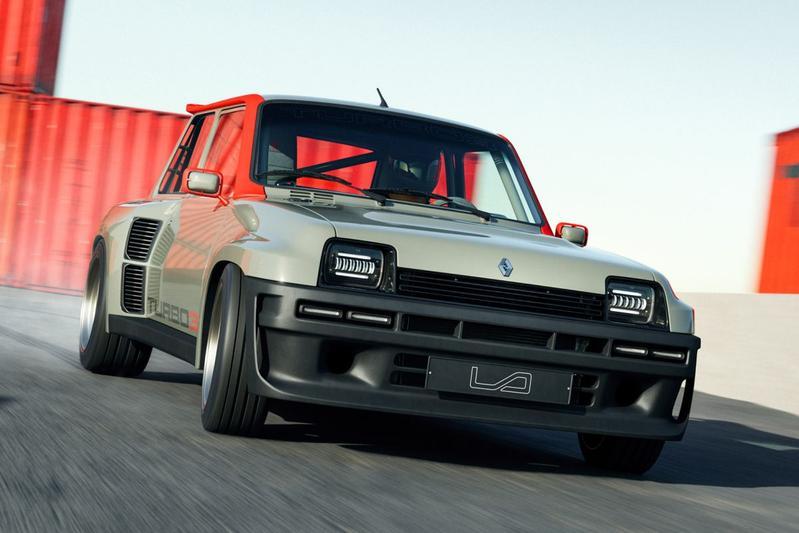 Renault 5 Turbo 3 is stoere restomod