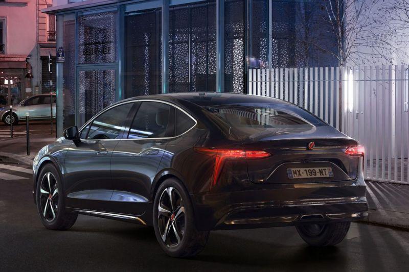 Renault en Jiangling met Mobilize Limo naar Europa