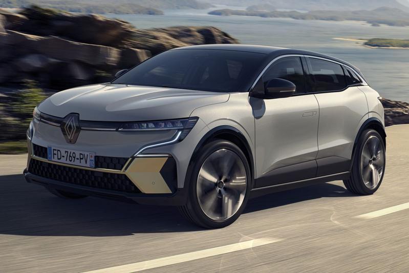 Renault Mégane E-Tech Electric: bekende naam, helemaal nieuw