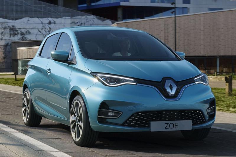 Renault: 'elektrische Zoe rijdt gemiddeld meer dan Clio diesel'