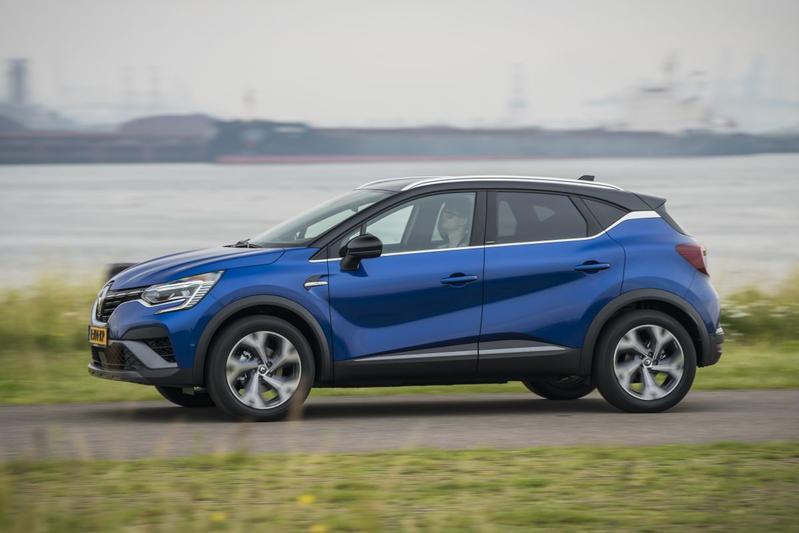 Test: Renault Captur E-Tech