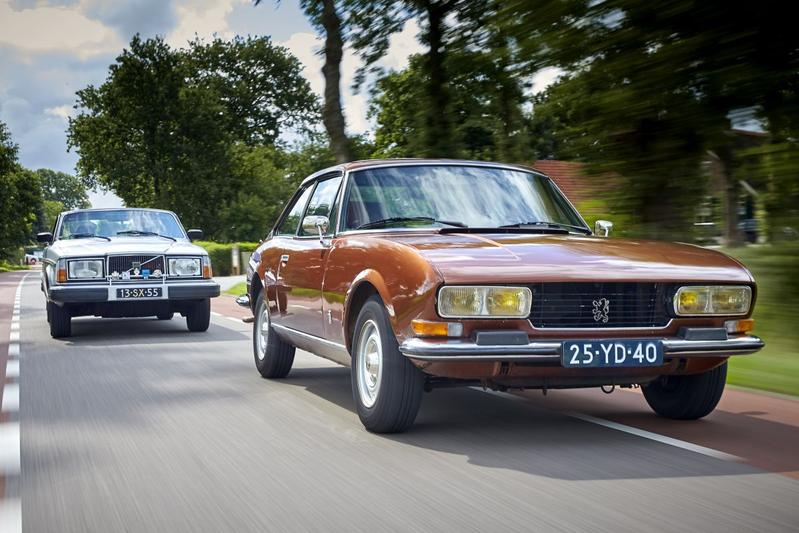 De V6 van Peugeot, Renault en Volvo ging langer mee dan gedacht